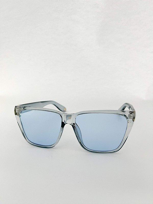 Óculos de sol Perla Prado ref: Campeche Azul