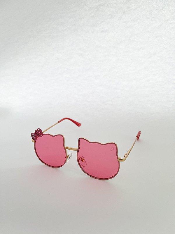 Óculos de Sol Kids Perla Prado - ref: Hello Kitty