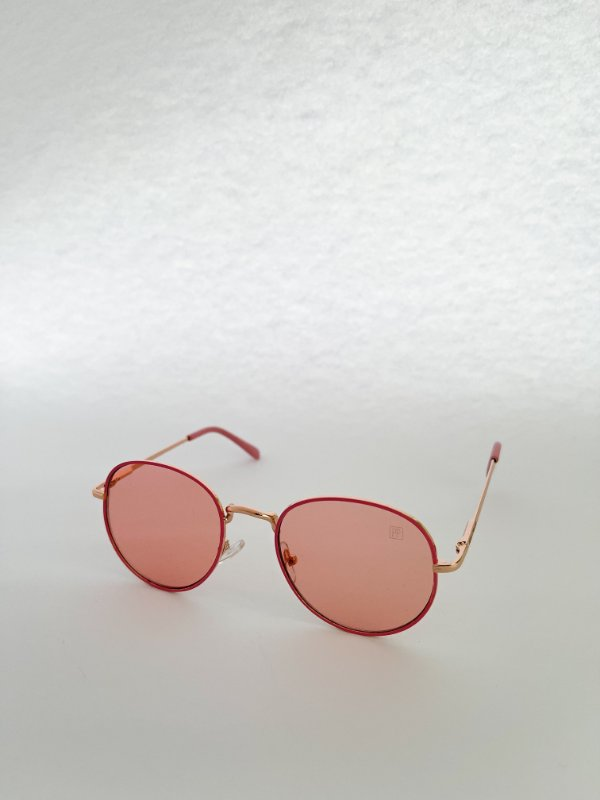 Óculos de Sol Kids Perla Prado - ref: Miami Pink