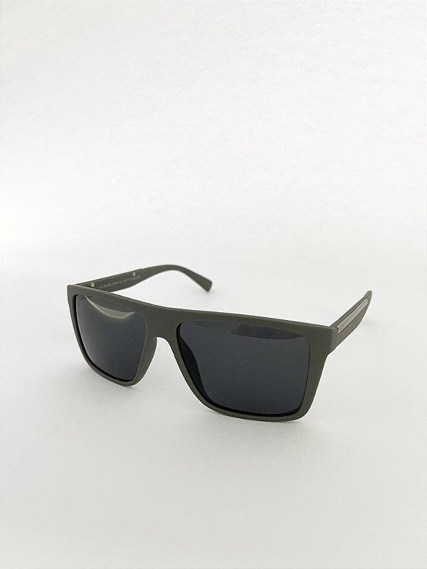 Óculos de Sol Masculino Perla Prado - ref: Ferrari Lente Polarizada
