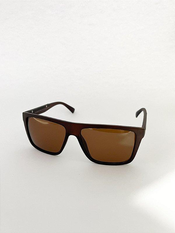 Óculos de Sol Masculino Perla Prado - ref: John Bronw