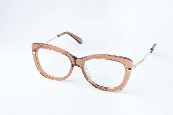 Armação Óculos de Grau Perla Prado - ref: Amanda Castanho
