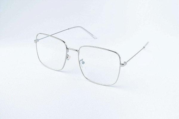 Armação Óculos de Grau Perla Prado - ref: Paula