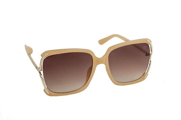 Óculos de sol Perla Prado ref: Óculos Punta Cana Bege