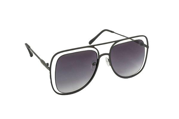 Óculos de sol Perla Prado ref: Solar Ibiza Preto