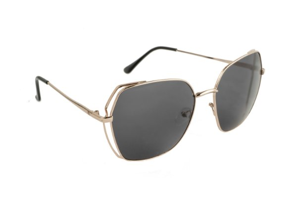 Óculos de sol Perla Prado ref: Solar Maspalomas Preto