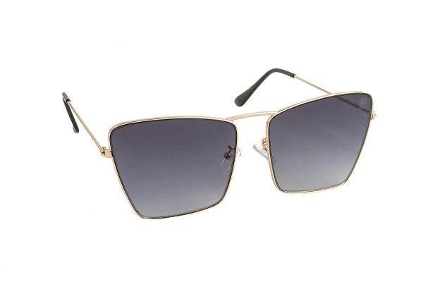 Óculos de sol Perla Prado ref: Solar Trancoso Preto