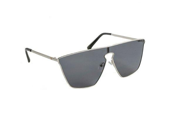 Óculos de sol Perla Prado ref: Solar Jurere Prata