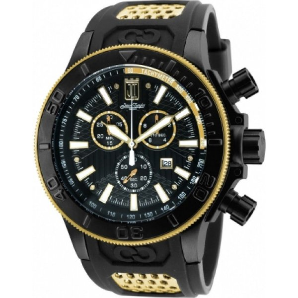 b6c11d1458e Relógio Invicta Jason Taylor 19577 Masculino 52 MM Preto - Zargo ...