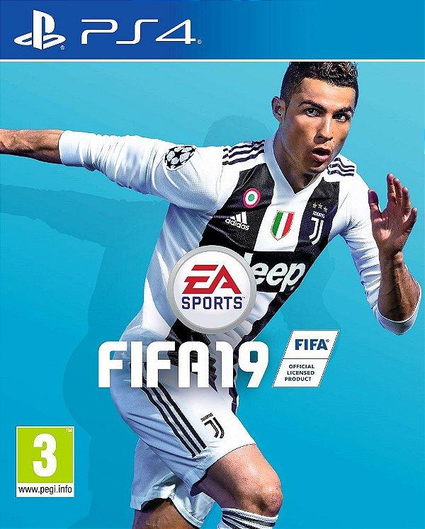 Jogo Ps4 - Fifa 19 - Ea Sports