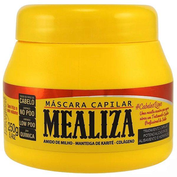 3c868923e Forever Liss Máscara Maizena Capilar Mealiza 250g - Onifur Shop ...