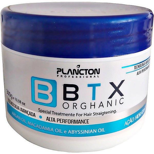 Btx Capilar Orghanic Plancton 300gr Premium