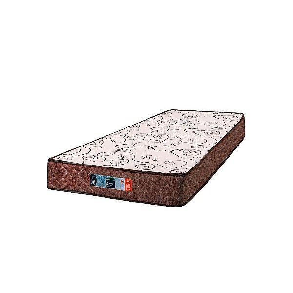 Colchão de Solteiro Comfort Maxx D33 - 78x188x14 - Comfort Prime - Marrom