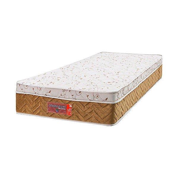 Colchão de Solteiro Prime Soft Molas Ensacadas - 78x188x30 - Comfort Prime - Bege