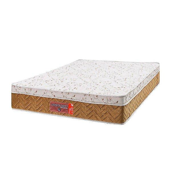 Colchão King Size Prime Soft Molas Ensacadas - 193x203x30 - Comfort Prime - Bege