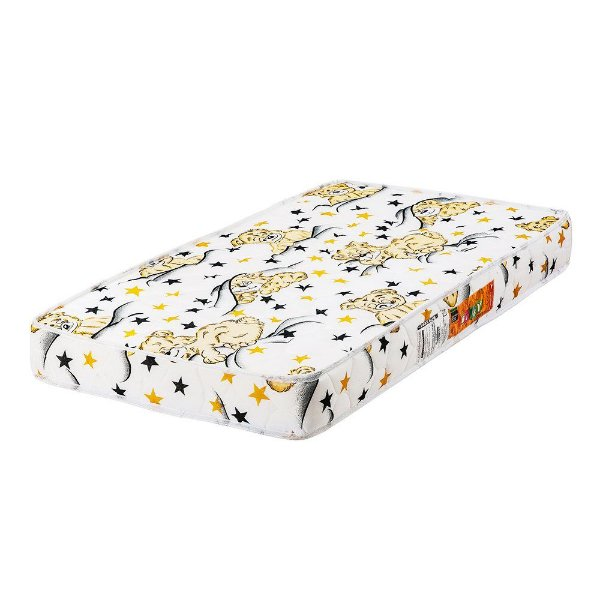 Colchão para Berço Baby Slim D18 - 70x130x12 - Comfort Prime - Branco