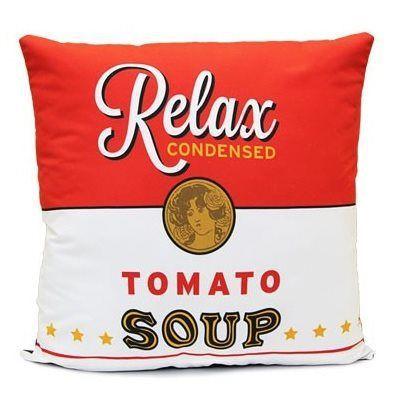 Capa para almofada Tomato Soup