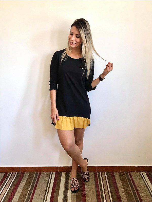 Overlap Dress