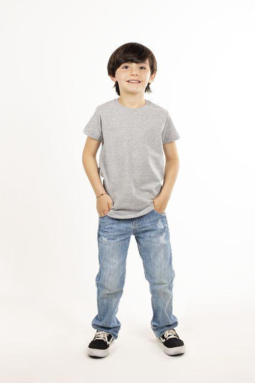 T-shirt Longline Infantil