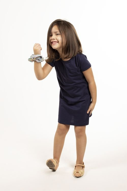 Vestido Básico Infantil