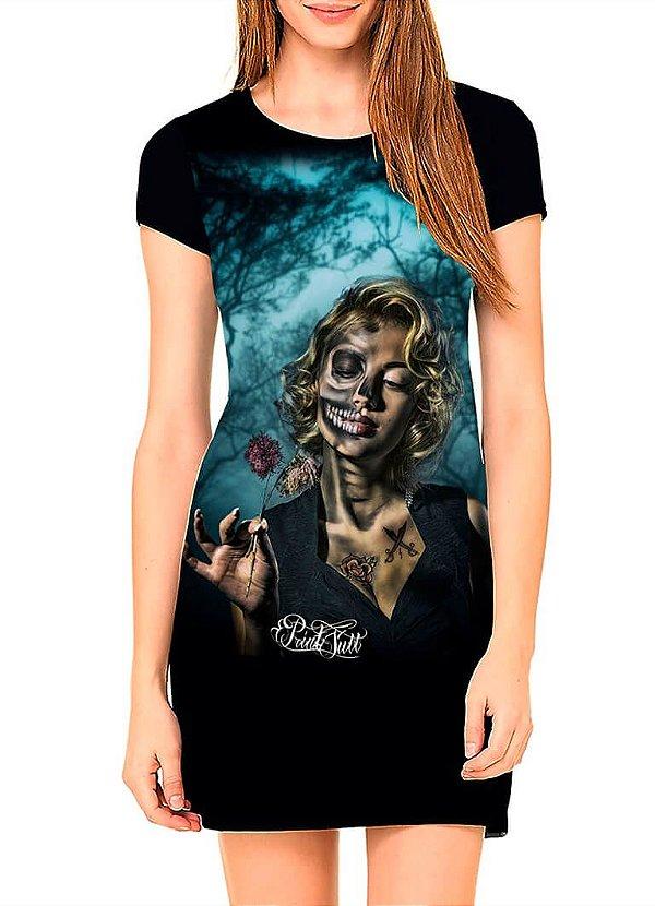 Vestido Printfull tipo camiseta t-shirt dress Love Memories