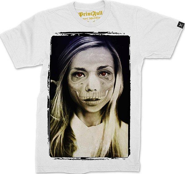 Camiseta Printfull Dead Girl