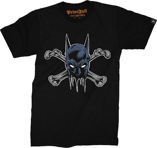 Camiseta Printfull Batbones