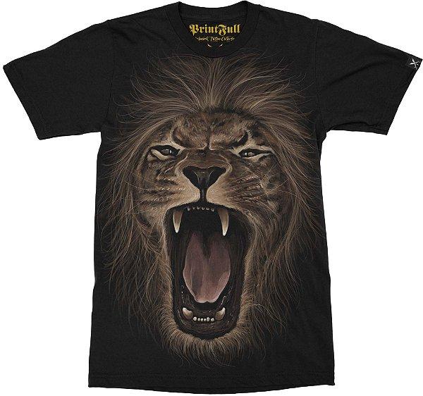 Camiseta Printfull Roar of Rage