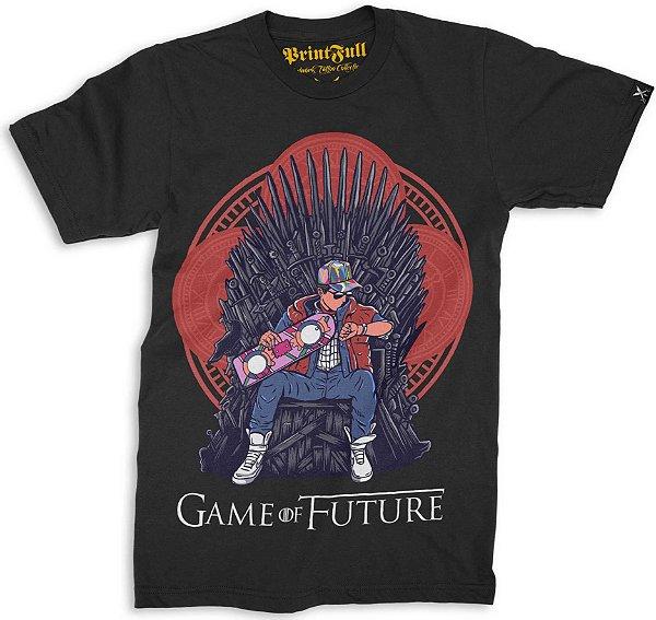 Camiseta Printfull Game Of Future