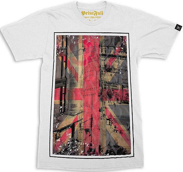 Camiseta Printfull LDN