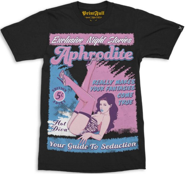 Camiseta Printfull Aphrodite