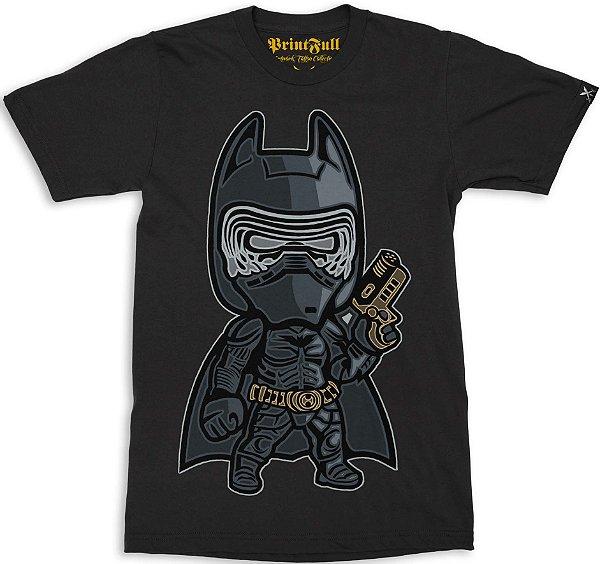 Camiseta Printfull Darkest Night