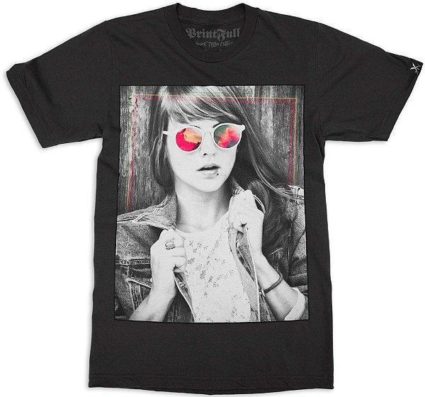 Camiseta Printfull Seeing is Believing