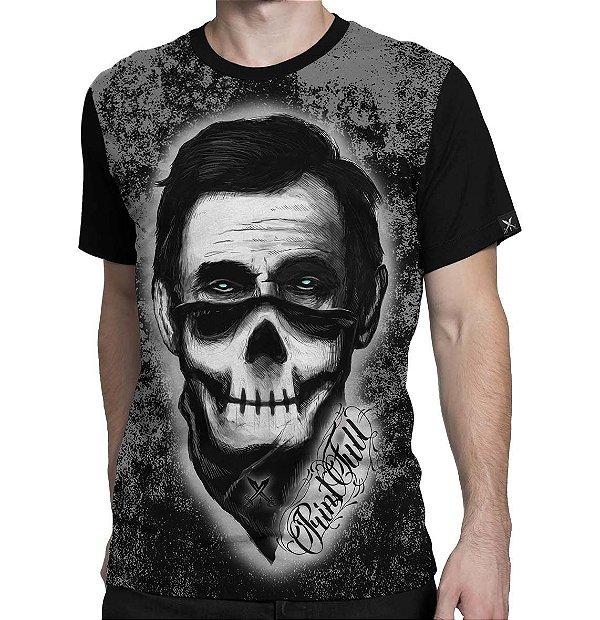 "Camiseta Printfull Lincoln ""The Outlaw"""