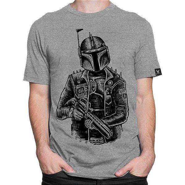 Camiseta Printfull Boba Punk