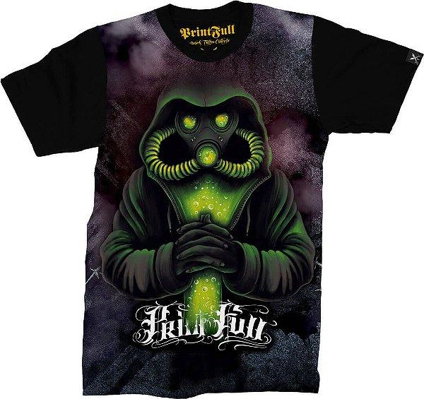 Camiseta Printfull The Toxicity