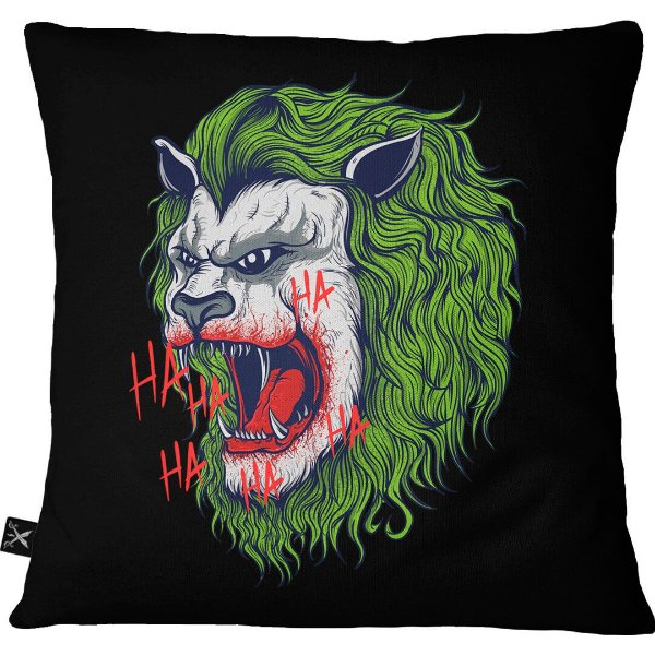 Almofadas Printfull Lion Joker