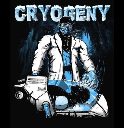 Sub-Zero Cryogeny