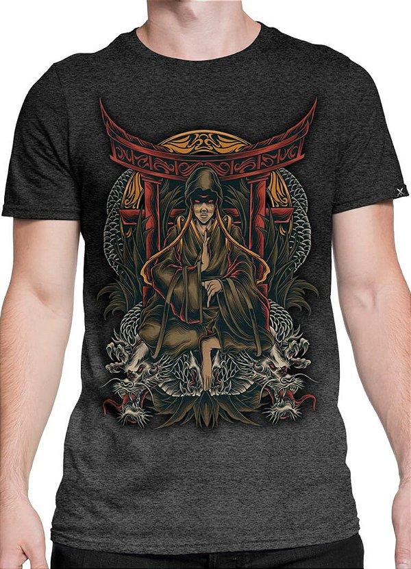 Camiseta Printfull The Ruler - masculina