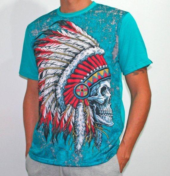 Indian Skull 2