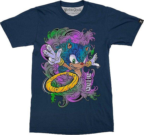 Camiseta Printfull Speedtest