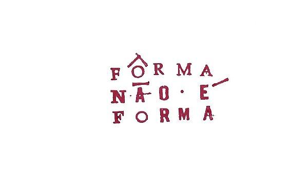 CARTÃO DE VISITA FÔRMA Ñ É FORMA