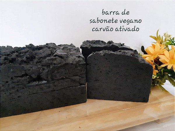 Sabonete Facial Carvão Ativado