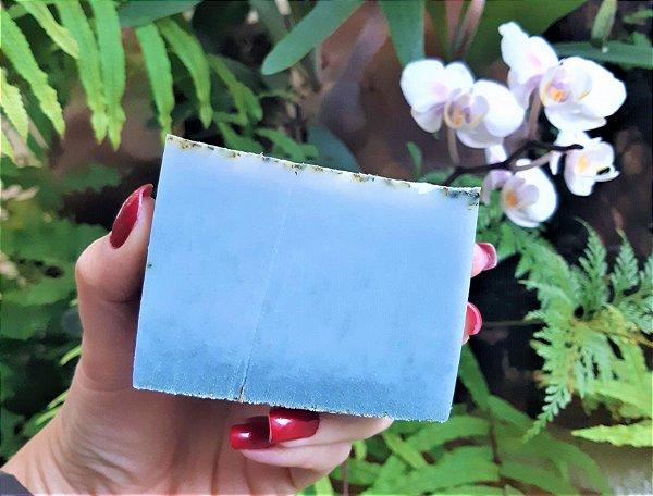 Sabonete de verbena com argila branca