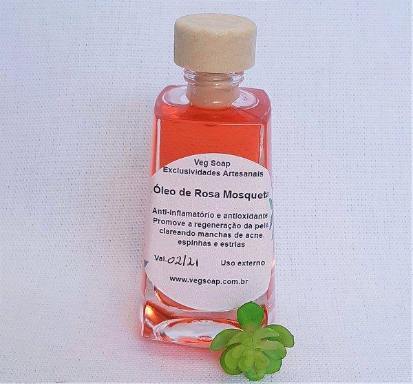 Óleo Vegetal de Rosa Mosqueta