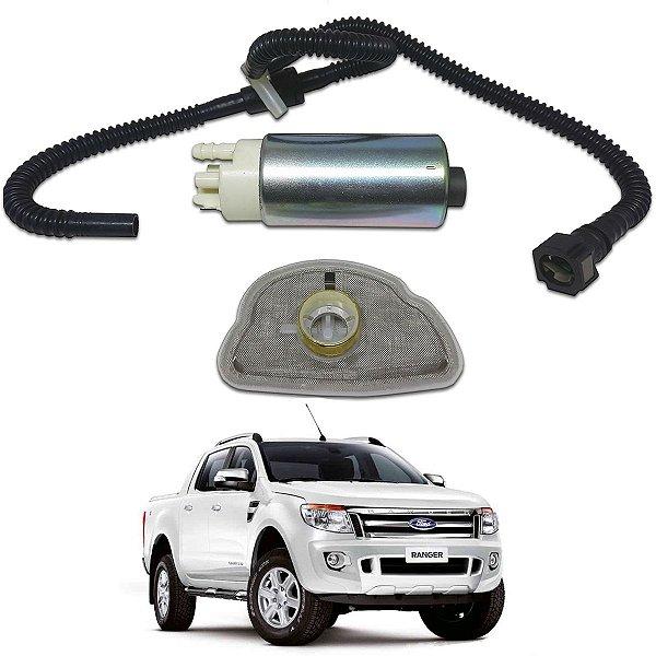 Bomba De Combustivel Ford Ranger 2.2  3.2 2013 A 2017 Diesel