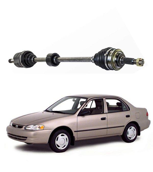 Semieixo Toyota Corolla 1.8 1998 A 2001 Manual S/abs L Direito
