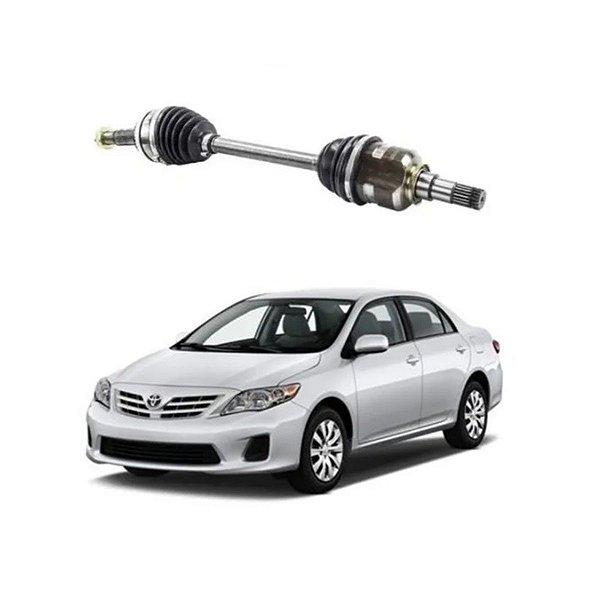 Semieixo Toyota Corolla 1.8 09 A 13 Automatico Lado Esquerdo