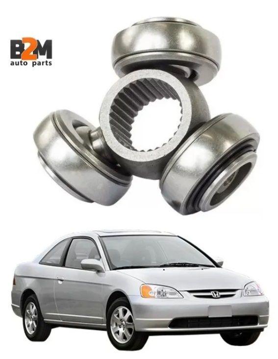 Trizeta Honda Civic 1.6 16v / Civic 1.7  30 Dentes Elo 38mm