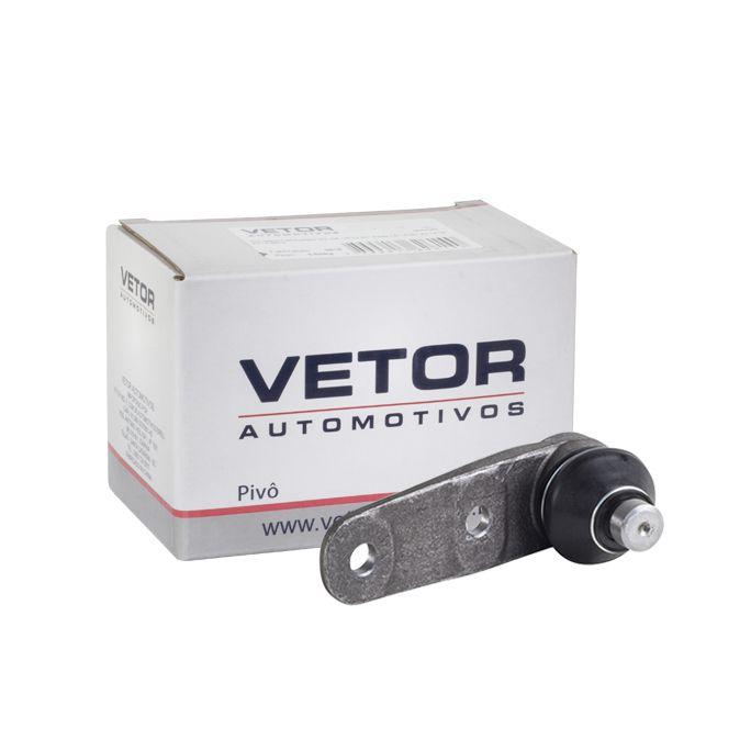 Pivo Inferior Suspensao Vw Santana 84/88 Quantum 85/88 17mm